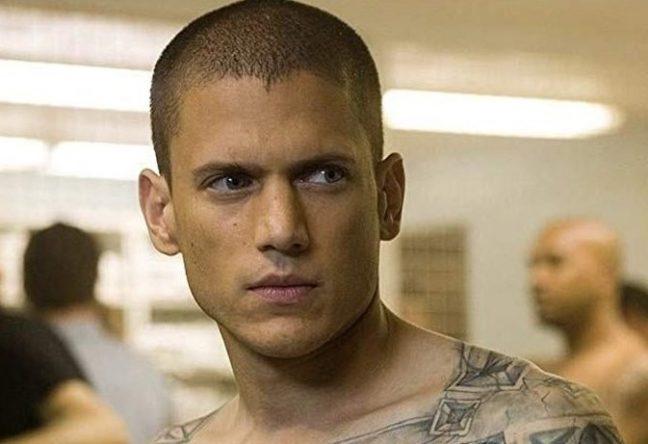 "Wentworth Miller em ""Prison Break"" (Reprodução)"