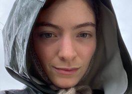 Lorde anuncia lançamento de livro de fotos sobre viagem feita à Antártida