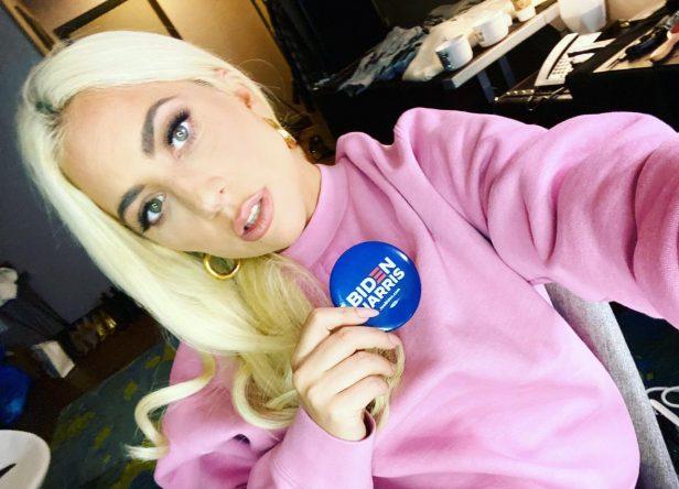 """""""Estou empolgada para ver e cantar para vocês hoje"""", disse Gaga pelo Twitter (Reprodução)"""
