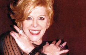 Morre aos 73 anos a cantora Vanusa, ícone da beleza e do romantismo