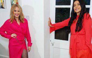 Jessie Ware promete gravar música com Kylie Minogue até o fim de 2021