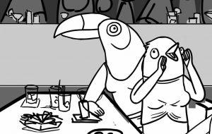 """""""Tuca & Bertie"""": 2ª temporada ganha prévia divertida pelo Adult Swim"""