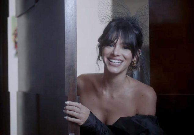 Bruna Marquezine em vídeo para a Netflix (Reprodução)