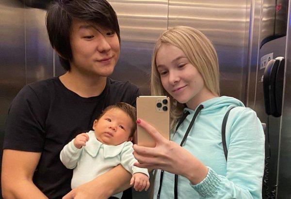 Pyong e Samy Lee em foto publicada no Instagram (Reprodução)