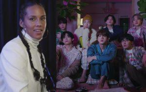"""Alicia Keys canta versão em inglês de """"Life Goes On"""", do BTS, em novo vídeo"""