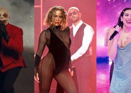 American Music Awards 2020: The Weeknd, JLo e Dua Lipa brilham em apresentações remotas
