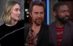 Saoirse Ronan, Sam Rockwell e David Oyelowo vão estrelar filme de suspense