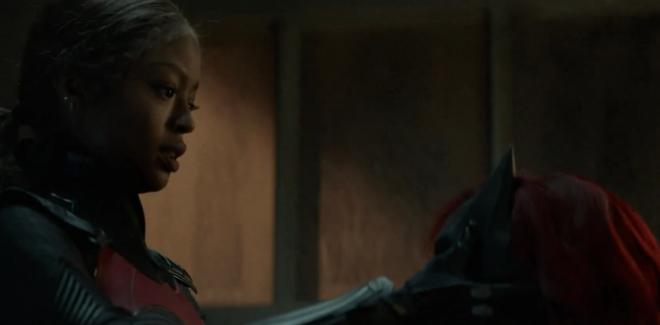 A atriz entrou no lugar de Ruby Rose, que deixou a série após 1 temporada (Reprodução)