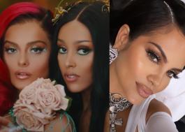 """Bebe Rexha lança remix de """"Baby, I'm Jealous"""" com Doja Cat e Natti Natasha"""