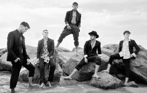 CNCO divulga capa de novo álbum e anuncia single para esta sexta-feira (13)