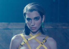 """Dua Lipa será a última atração musical do ano no """"Saturday Night Live"""" em 19 de dezembro"""