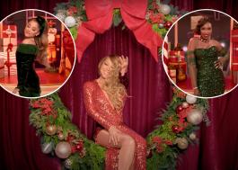 Especial natalino de Mariah Carey na Apple TV+ ganha trailer mágico e cheio de estrelas
