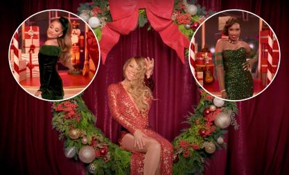 O Natal da Mariah
