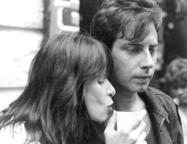 Rita Lee e Roberto de Carvalho em 1985. (Foto: Memória Globo)