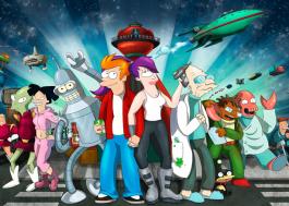 """Elenco de """"Futurama"""" diz que gostaria de fazer um reboot da animação"""