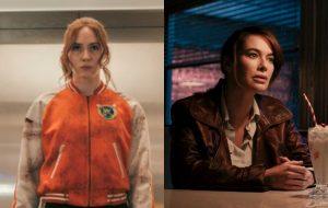 """Karen Gillan e Lena Headey vivem assassinas em primeiras fotos de """"Gunpowder Milkshake"""""""