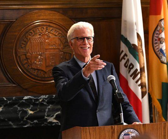 """""""Mr. Mayor"""" estreia em janeiro de 2021 (Divulgação/NBC)"""