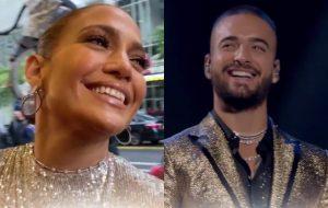 """""""Marry Me"""": filme com Jennifer Lopez e Maluma tem data de estreia adiada"""