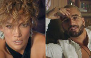 Jennifer Lopez e Maluma vão se apresentar no American Music Awards 2020
