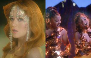 """Katy Perry, Chloe x Halle e mais vão se apresentar no especial """"Disney Holiday Singalong"""""""