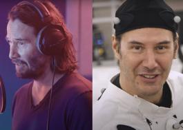 """""""Cyberpunk 2077"""": vídeo mostra bastidores da participação de Keanu Reeves no jogo"""