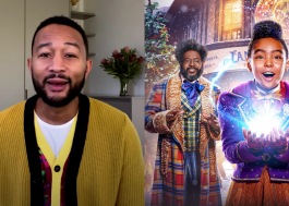 """John Legend fala sobre inspiração para música do filme """"Uma Invenção de Natal"""""""