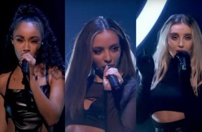 """Grupo apresentou o single """"Sweet Melody"""" (Reprodução)"""