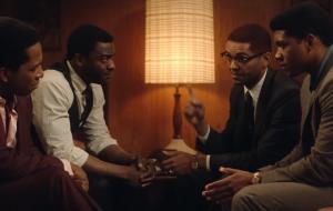 """Malcolm X, Muhammad Ali, Jim Brown e Sam Cooke lutam pelos direitos civis em trailer de """"One Night In Miami…"""""""
