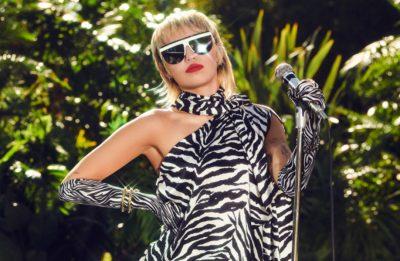 Playlist da cantora conta com sucessos de Fleetwood Mac, Coldplay, Nirvana e mais (Foto: Divulgação)