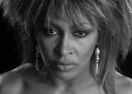 """Clipe de """"What's Love Got to Do with It"""", de Tina Turner, ganha nova versão em preto e branco e HD"""