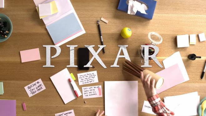 """""""Inside Pixar"""" irá mostrar os bastidores da criação de animações (Reprodução)"""