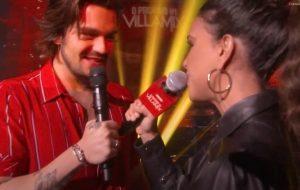 """Primeiro episódio de """"O próximo Nº1 VillaMix"""" teve muito show de Luan Santana e disputa acirrada"""