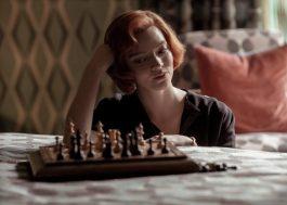 """Netflix publica vídeo respondendo dúvidas sobre """"O Gambito da Rainha"""""""