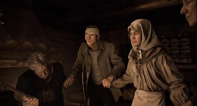 """Cena do trailer de """"Resident Evil Village"""" (Reprodução)"""