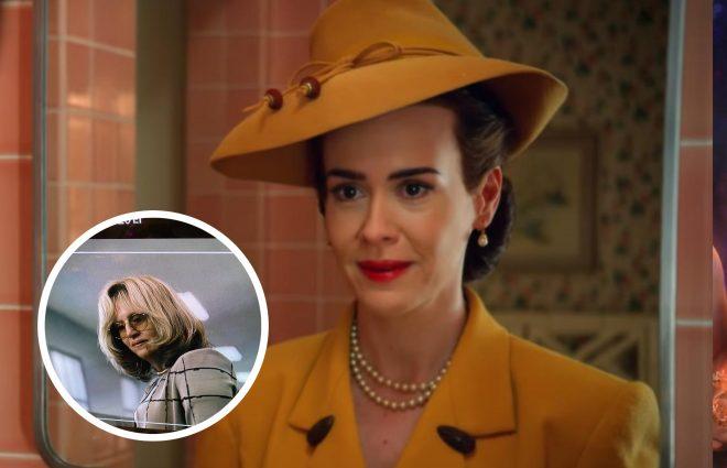 Na produção, a atriz interpreta uma funcionária pública dos EUA (Reprodução)