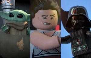 "Baby Yoda, Rey e Darth Vader se encontram em trailer de ""LEGO Star Wars: Especial de Festas"""