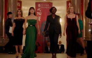 """Jessica Chastain lidera espiãs para salvar o mundo em novo trailer de """"As Agentes 355"""""""
