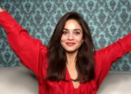 Vanessa Hudgens lê tweets em português em novo vídeo da Netflix