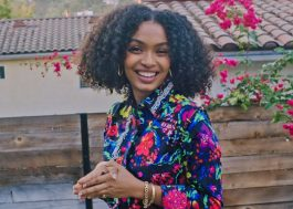 "Já viu? Yara Shahidi fala sobre ""Grown-ish"", interpretar Sininho e mais no ""73 Questions"" da Vogue"