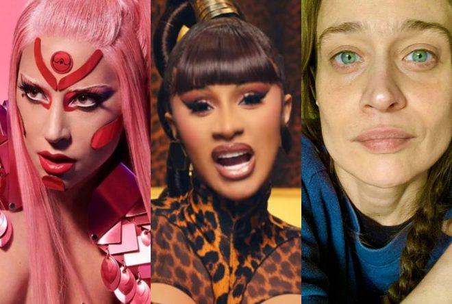 O ranking ainda citou The Weeknd, Dua Lipa, Miley Cyrus e mais (Divulgação/Reprodução)