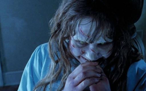 """Cena de """"O Exorcista"""" (Reprodução)"""