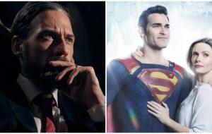 """Adam Rayner, de """"Tyrant"""", entra para o elenco de """"Superman & Lois"""""""