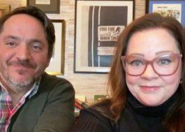 """God's Favorite Idiots"": Melissa McCarthy e Ben Falcone estrelar nova série de comédia da Netflix"