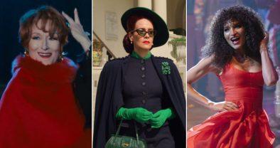 Só em 2020, Murphy lançou x filmes e séries