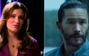 """""""American Murderer"""": Idina Menzel e Tom Pelphrey irão estrelar filme de ação sobre fugitivo do FBI"""