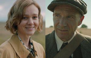 """Carey Mulligan e Ralph Fiennes fazem descoberta histórica em trailer do drama """"A Escavação"""""""