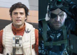 """Oscar Isaac interpretará Solid Snake em adaptação do jogo """"Metal Gear Solid"""""""