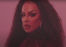 """Gloria Groove divulga clipe glamuroso e cheio de dança para o single """"Radar"""""""