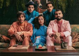 """OUTROEU divulga quatro remixes para """"Oceana"""", parceria com Melim"""