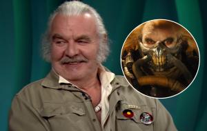 """Hugh Keays-Byrne, de """"Mad Max: Estrada da Fúria"""", morre aos 73 anos"""